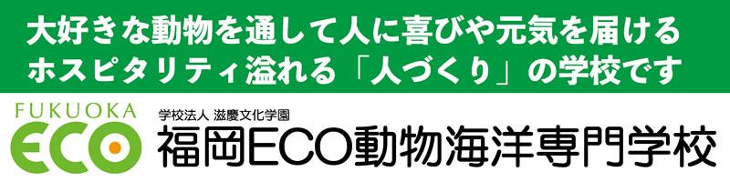 学校法人滋慶文化学園福岡ECO動物海洋専門学校